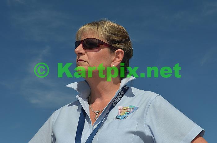 Bahamas Speed Week Revival Co-ordinator Carol Mason.