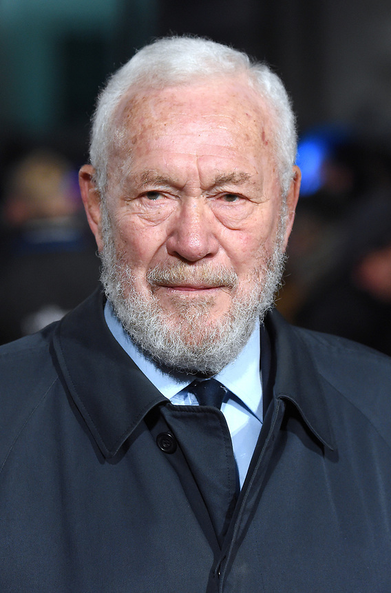 """Sir Robin Knox Johnston<br /> arriving for the premiere of """"The Mercy"""" at the Curzon Mayfair, London<br /> <br /> <br /> ©Ash Knotek  D3375  06/02/2018"""