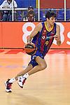 League ACB-ENDESA 2020/2021 - Game: 13.<br /> FC Barcelona Lassa vs Herbalife Gran Canaria: 91-63.<br /> Leandro Bolmaro.