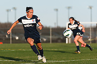 Sky Blue FC forward Lisa De Vanna (11). Sky Blue FC defeated the Western New York Flash 1-0 during a National Women's Soccer League (NWSL) match at Yurcak Field in Piscataway, NJ, on April 14, 2013.