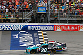 NASCAR XFINITY Series<br /> Irish Hills 250<br /> Michigan International Speedway, Brooklyn, MI USA<br /> Saturday 17th June 2017<br /> Denny Hamlin, Hisense Toyota Camry beats William Byron to the line for the win<br /> World Copyright: Brett Moist<br /> LAT Images