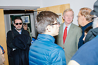 Bill Weld - Vote Common Good Rally - Manchester NH - 9 Feb 2020