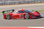 Jon Bennett (77), Driver of Doran Racing Ford in action during the Grand Am of the Americas, Rolex race at the Circuit of the Americas race track in Austin,Texas...