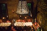 Dinning Room, 404 Restaurant, Paris, France, Europe