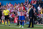 Tiago Cardoso Mendes of Atletico de Madrid in action during the La Liga match between Atletico de Madrid vs Osasuna at Estadio Vicente Calderon on 15 April 2017 in Madrid, Spain. Photo by Diego Gonzalez Souto / Power Sport Images