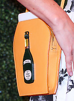 PACIFIC PALISADES, CA, USA - OCTOBER 11: Vanessa Kay arrives at the 5th Annual Veuve Clicquot Polo Classic held at Will Rogers State Historic Park on October 11, 2014 in Pacific Palisades, California, United States. (Photo by Xavier Collin/Celebrity Monitor)