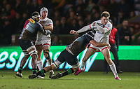 Friday 13th December 2019 | Harlequins vs Ulster Rugby<br /> <br /> Jacob Stockdale during the Heineken Champions Cup Round 4 clash in Pool 3, between Harlequins and Ulster Rugby and Harlequins at The Stoop, Twickenham, London, England. Photo by John Dickson / DICKSONDIGITAL