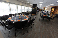 Pictured: Interior view of the Penderyn suite Saturday 18 June 2016<br /> Re: Lionel Richie, All The Hits concert at the Liberty Stadium, Swansea, Wales, UK