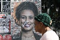 13.03.2020 - Dois anos da Morte de Marielle Franco
