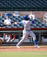 Nelson Velazquez - Mesa Solar Sox - 2021 Arizona Fall League (Bill Mitchell)