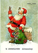 GIORDANO, CHRISTMAS SANTA, SNOWMAN, WEIHNACHTSMÄNNER, SCHNEEMÄNNER, PAPÁ NOEL, MUÑECOS DE NIEVE, paintings+++++,USGI1562,#X#