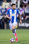 Diego Rico of Deportivo Leganes in action during their La Liga match between Deportivo Leganes and Real Madrid at the Estadio Municipal Butarque on 05 April 2017 in Madrid, Spain. Photo by Diego Gonzalez Souto / Power Sport Images