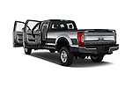 Car images of 2017 Ford F-350 XLT-Crew 4 Door Pickup Doors