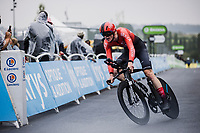 Connor Swift (GBR/Arkea Samsic)<br /> <br /> Stage 5 (ITT): Time Trial from Changé to Laval Espace Mayenne (27.2km)<br /> 108th Tour de France 2021 (2.UWT)<br /> <br /> ©kramon