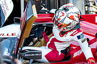 Beitske Visser, #1 Richard Mille Racing Team Oreca 07 - Gibson LMP2, 24 Hours of Le Mans , Saturday Set Up, Circuit des 24 Heures, Le Mans, Pays da Loire, France