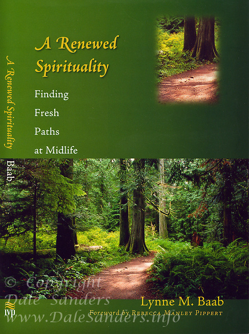 A Renewed Spirituality - Book Cover.