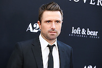 WESTWOOD, LOS ANGELES, CA, USA - JUNE 12: David Michod at the Los Angeles Premiere Of A24's 'The Rover' held at Regency Bruin Theatre on June 12, 2014 in Westwood, Los Angeles, California, United States. (Photo by Xavier Collin/Celebrity Monitor)
