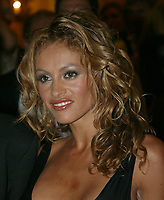 Miami, FL 11-2-2002<br /> Paulina Rubio at the Fashion benefit <br /> hosted by Roberto Cavalli.<br /> Photo By Adam Scull/PHOTOlink