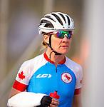Shawna Ryan, Rio 2016 - Para Cycling // Paracyclisme.<br /> Team Canada athletes compete in women's Cycling Road B Race // Les athlètes d'Équipe Canada participent à la course cycliste féminin sur route B. 17/09/2016.