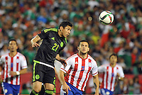 Mexico vs Paraguay, March 31, 2015