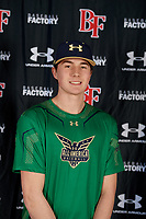 Garrett Bryant during the Under Armour All-America Tournament powered by Baseball Factory on January 17, 2020 at Sloan Park in Mesa, Arizona.  (Mike Janes/Four Seam Images)