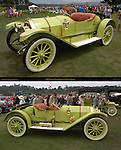 1912 Kissel Kar Model 4-40 Semi-Racer, Pebble Beach Concours d'Elegance
