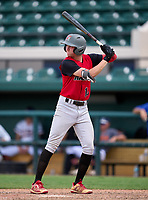 South Sumter Raiders Auston Chisenhall (13) during the 42nd Annual FACA All-Star Baseball Classic on June 6, 2021 at Joker Marchant Stadium in Lakeland, Florida.  (Mike Janes/Four Seam Images)