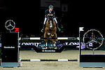 Constant Van Paesschen of Belgium riding Citizenguard Taalex competes at the HKJC Trophy during the Longines Hong Kong Masters 2015 at the AsiaWorld Expo on 13 February 2015 in Hong Kong, China. Photo by Juan Flor / Power Sport Images