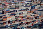 Port Of Miami Aerials