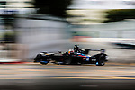 Stephane Sarrazin of Venturi Formula E team during the first race of the FIA Formula E Championship 2016-17 season HKT Hong Kong ePrix at the Central Harbourfront Circuit on 9 October 2016, in Hong Kong, China. Photo by Victor Fraile / Power Sport Images