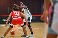 Promise Amukamara (10) of Nigeria pictured during a basketball game between Nigeria and Puerto Rico on Friday 28 th of May 2021 in Kortrijk , Belgium . PHOTO SPORTPIX.BE   SPP   STIJN AUDOOREN
