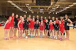 Wales v Silver Ferns Match 1
