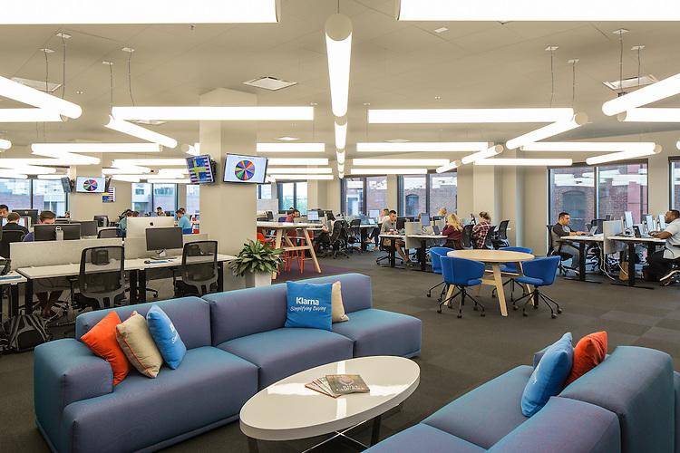 Klarna US Headquarters | Dupler Office