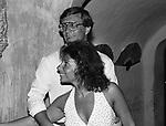 MAURIZIO E PATRIZIA GUCCI  -  GIL 'S  CLUB  PORTO CERVO 1974