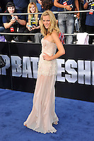 Brooklyn Decker at the film premiere of 'Battleship,' at the NOKIA Theatre at L.A. LIVE in Los Angeles, California. May, 10, 2012. ©mpi35/MediaPunch Inc.