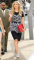 NEW YORK CITY, NY, USA - SEPTEMBER 03: Ivanka Trump arrives at the 8th Annual Fashion Award Honoring Carolina Herrera held at the David H. Koch Theater at Lincoln Center on September 3, 2014 in New York City, New York, United States. (Photo by Jeffery Duran/Celebrity Monitor)