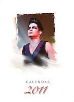 Glam Nation Calendar