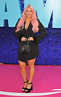 """Amelia Lily at the """"Everybody's Talking About Jamie"""" world film premiere, Royal Festival Hall, Belvedere Road, on Monday 13th September 2021 in Londomn, England, UK. <br /> CAP/CAN<br /> ©CAN/Capital Pictures"""