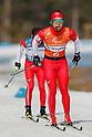PyeongChang2018 Paralympics: Cross-Country Skiing: Men's Sprint 1.5 km Visually Impaired