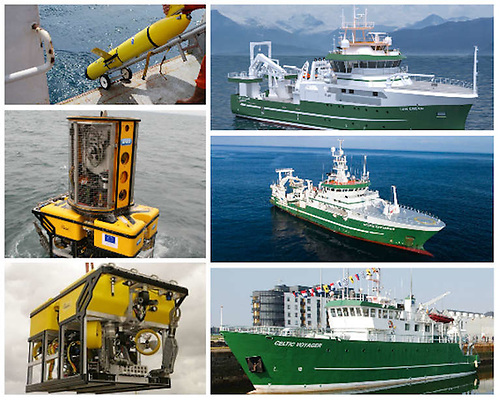 Ship time on Ireland's research vessels
