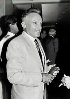 1990 FILE PHOTO - ARCHIVES -<br /> <br /> Dennis Hopper: Actor<br /> <br /> 1990<br /> <br /> PHOTO :  Erin Comb - Toronto Star Archives - AQP