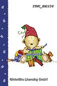 Marcello, CHRISTMAS ANIMALS, WEIHNACHTEN TIERE, NAVIDAD ANIMALES, paintings+++++,ITMCXM1156,#xa# ,sticker,stickers