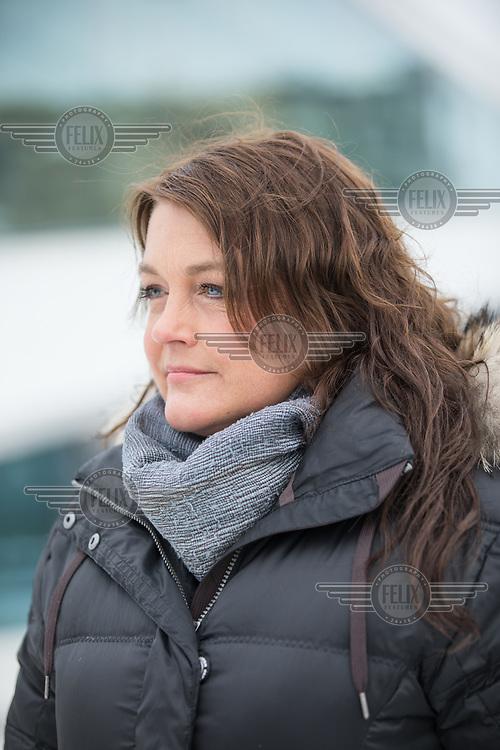 Karianne Viken<br /> <br />  © Fredrik Naumann/Felix Features