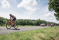 Brent Van Moer (BEL/Lotto Soudal)<br /> <br /> Stage 7 from Vierzon to Le Creusot (249km)<br /> 108th Tour de France 2021 (2.UWT)<br /> <br /> ©kramon