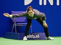 13-12-12, Rotterdam, Tennis Masters 2012, Lineswoman