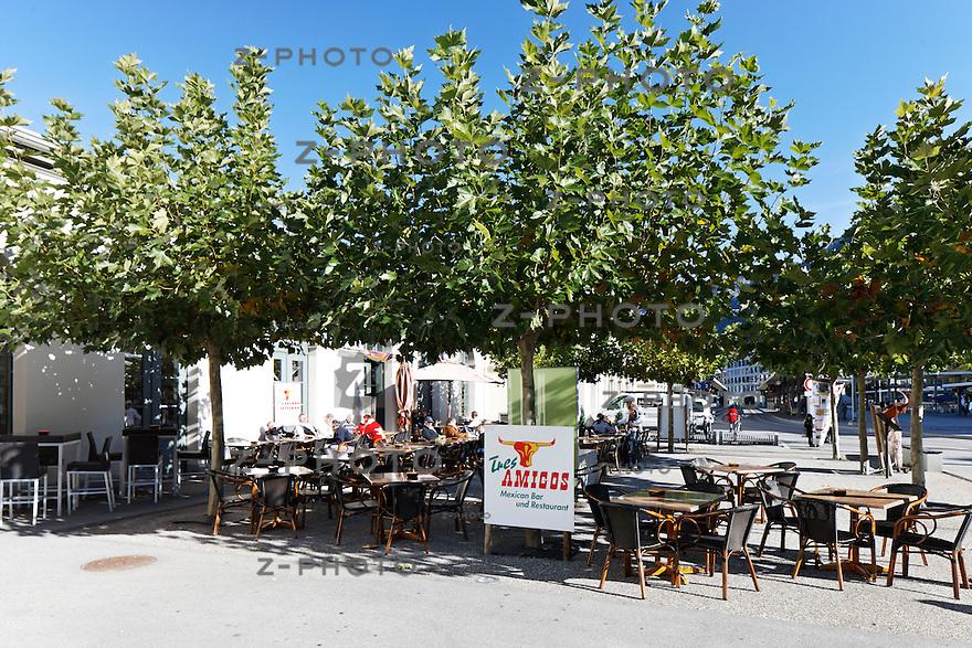 Geschaefte Bahnhof Chur am 29. Oktober 2011<br /> Mehr Bahnhof fuer SBB Immobilien<br /> <br /> Copyright © Zvonimir Pisonic / SBB CFF FFS