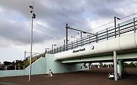Nederland - Almere- 2019.   Station Almere Poort.      Foto Berlinda van Dam / Hollandse Hoogte