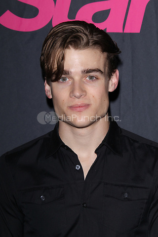 HOLLYWOOD, CA - OCTOBER 22: Austin Faik at Star Magazine's Scene Stealers party at The W Hollywood on October 22, 2015 in Hollywood, California. Credit: mpi21/MediaPunch