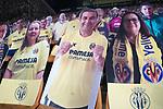 Villarreal CF's  and Real Valladolid's  during La Liga match. November 2, 2020. (ALTERPHOTOS/Acero)