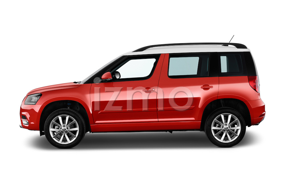 2014 Skoda Yeti Ambition SUV